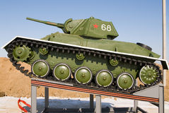 Tank T-70 Stock Images