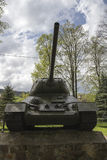 Tank t-34 Stock Afbeelding