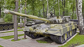 Tank T-80B(1) Royalty Free Stock Photography