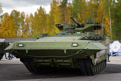 The tank T-15 Armata Royalty Free Stock Images