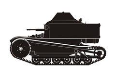 Tank T-27 Stock Photography