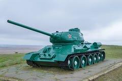 Tank T-34 Stock Image