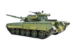 Tank T-80UD Royalty Free Stock Photography