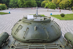 Tank t-34 Royalty Free Stock Photography