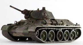Tank T34 Royalty-vrije Stock Foto