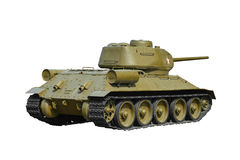 Tank T34 Royalty Free Stock Image