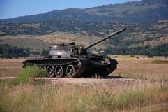 Tank T55 Stock Photography