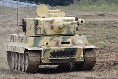 Tank Tiger Stock Image