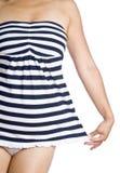 Tank Top and White Panties Royalty Free Stock Image