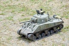 Tank. Royalty Free Stock Image