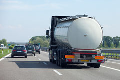 Tank Truck Royalty Free Stock Image