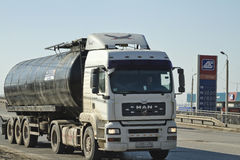 Tank-truck Stock Photography