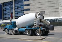Tank truck. tanker truck. petrol tanker. tanker. Heavy liquid truck or lorry Stock Photos