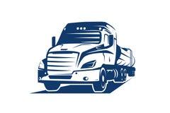 Tank truck vector illustration EPS 10 stock illustration