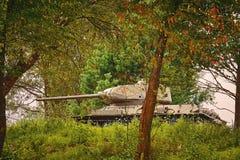 Tank van Wereldoorlog 2 royalty-vrije stock foto