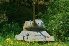 Tank van Wereldoorlog 2 stock foto
