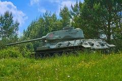 Tank van Wereldoorlog 2 royalty-vrije stock foto's