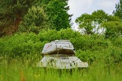 Tank van Wereldoorlog 2 stock foto's