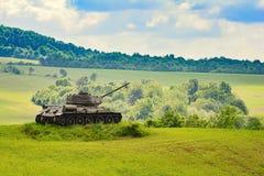 Tank van Wereldoorlog 2 royalty-vrije stock fotografie