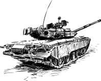 Tank 2 Stock Photography