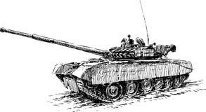 Tank 3 Royalty Free Stock Photos