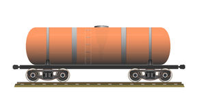 Tank wagon Stock Photo