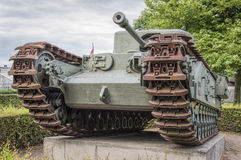 The tank Stock Image
