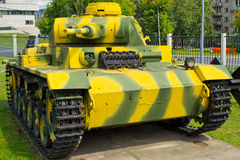 Tank from World War II Royalty Free Stock Image