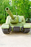 Tank from World War II Stock Image