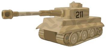 Tank (WW2) Stock Foto's
