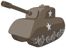 Tank (WW2) Stock Images