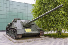 Tank is-2 Royalty Free Stock Photography