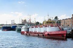 Tanker Stock Photos