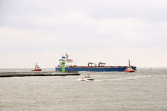 Tanker Stockfoto