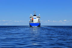 Tanker Lizenzfreie Stockfotos