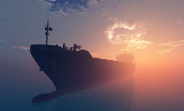 tanker Fotografia de Stock