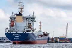 Tanker Astral Lizenzfreie Stockfotos