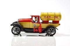 Tanker, Car - Toys Royalty Free Stock Photos