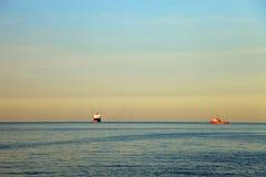 Tanker Dangerous Goods Royalty Free Stock Photography