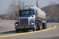 Tanker-LKW Lizenzfreie Stockbilder