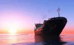 Tanker Royalty Free Stock Image