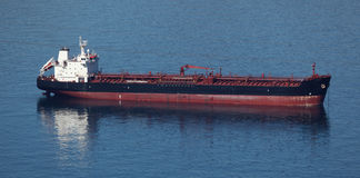 Tanker ship Royalty Free Stock Photo