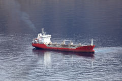 Tanker ship Stock Photography