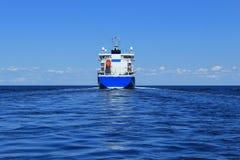 Tanker ship Royalty Free Stock Photos