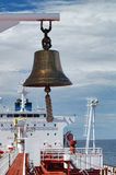 Tanker Ship Bell Stock Images