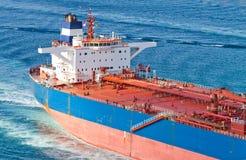 Tanker Ship. In Bosphorus Strait Stock Images