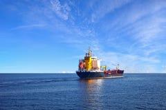 Tanker Ship Royalty Free Stock Image