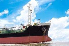 Tanker Ship royalty free stock photo