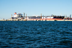 Tanker Royalty Free Stock Photography