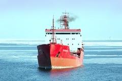 Tanker TAGANROGA Royalty Free Stock Photography